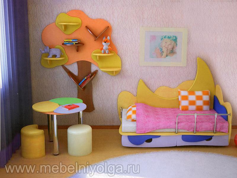детская мебель во владимире от производителя недорого цены и фото
