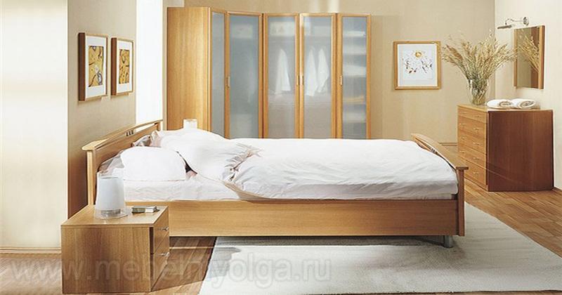 Много мебели каталог спальни